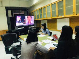 สัมภาษณ์ผู้มีสิทธิ์เข้าศึกษา ปีการศึกษา 2564 โครงการเชฟพรีเมียม