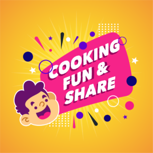 COOKING FUN&SHARE